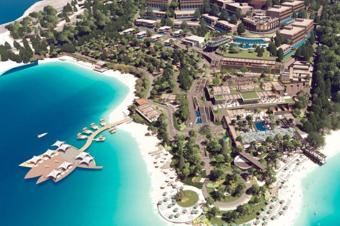 В апреле открытие нового отеля LUJO BODRUM 5* Турция