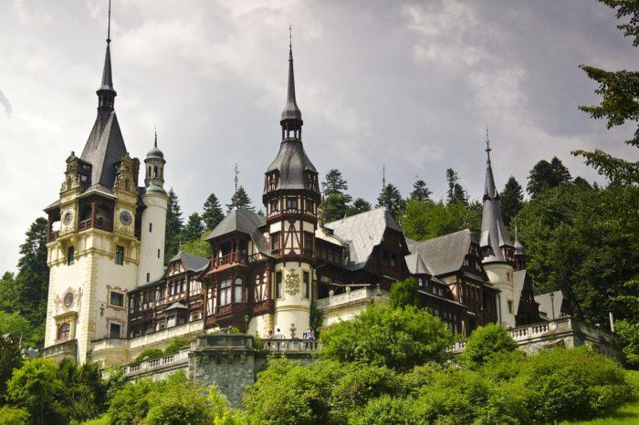 Экскурсионные туры в Румынию