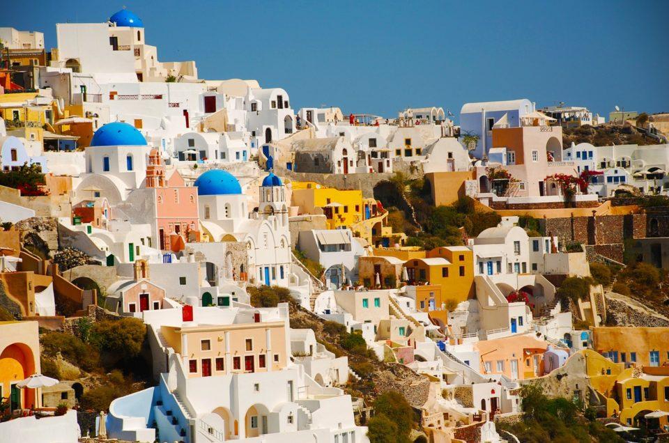 Туристический налог в Греции.