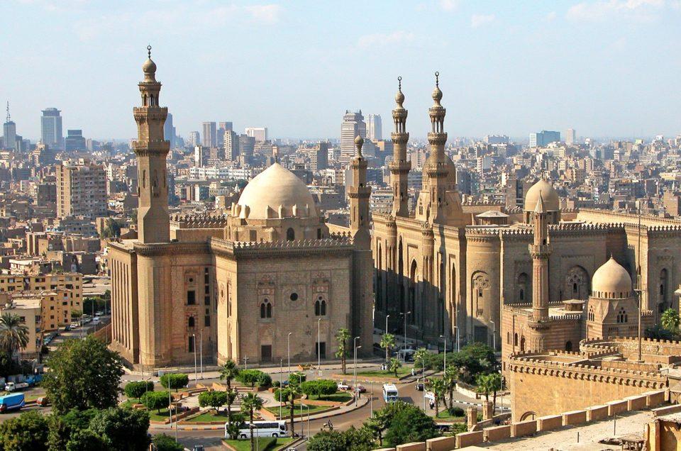 Открыта продажа билетов из Москвы в Каир.
