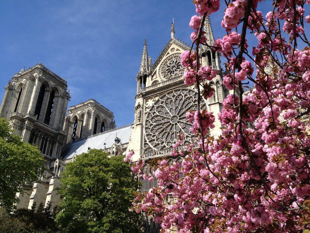 Отпуск в Париже