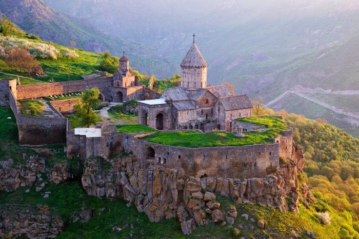 Индивидуальный экскурсионный тур в Армению на 5 дней