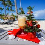 Новый год на пляже!