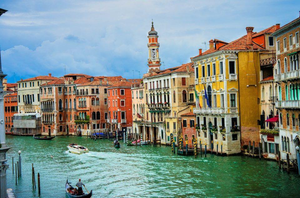 С 1 МАЯ туристы начнут платить за въезд в Венецию!