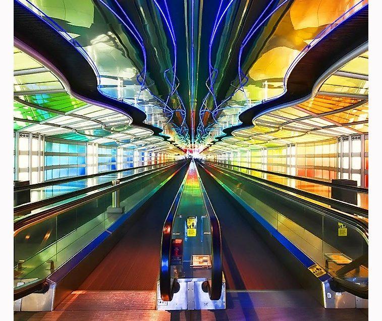 топ-10 самых антистрессовых аэропортов мира