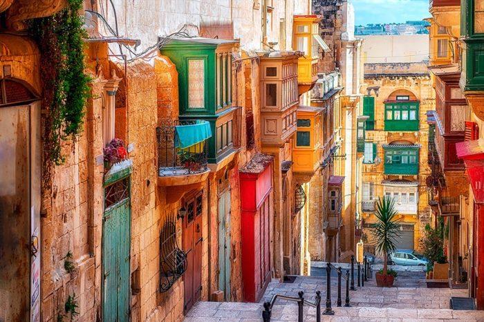 Мальта, лето 2019