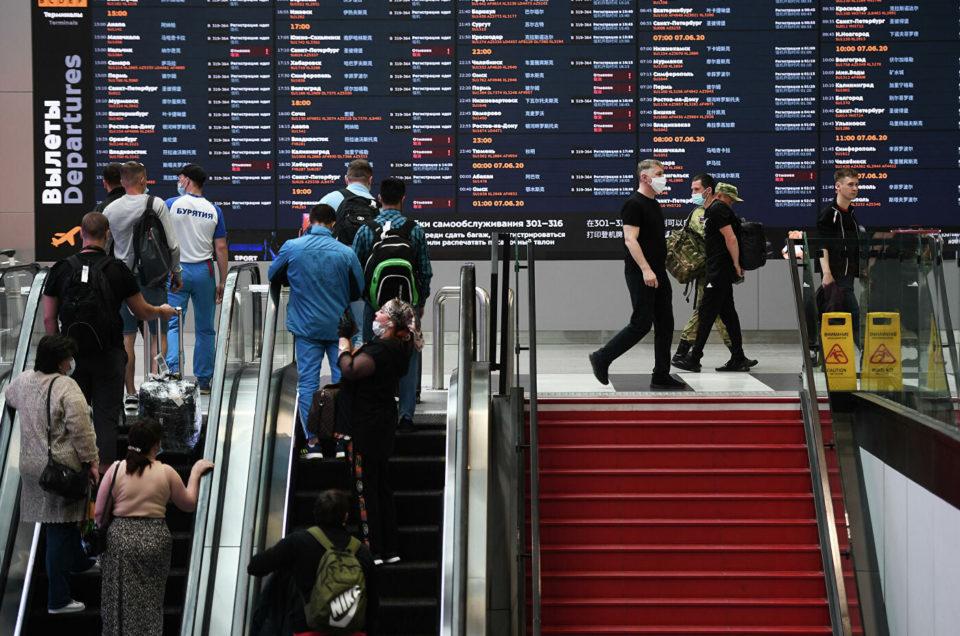 Правила въезда туристов в Турцию