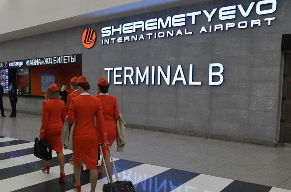 В аэропорту Шереметьево теперь можно сделать экспресс-тест на COVID-19